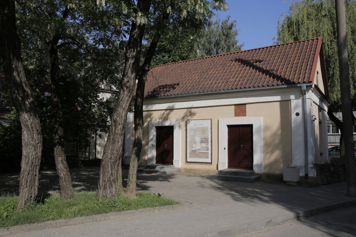 The oldest building